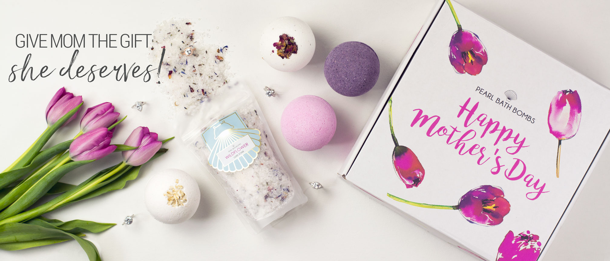 Easter Gift Set pack of 2 exclusive bath bombs
